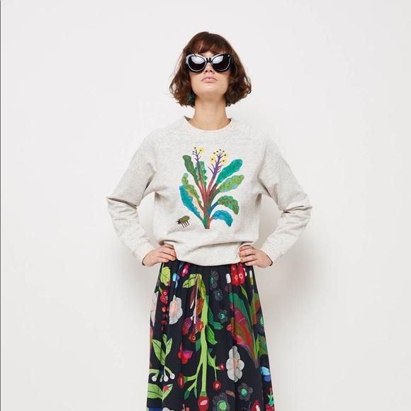 8a843f5e472 gorman Tops | X Monika Forsberg Garden Sweater | Poshmark